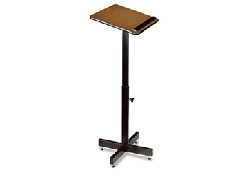 Adjustable Height Lectern Stand, 92087