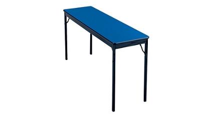 """Folding Table 18"""" W x 96"""" D, 46474"""