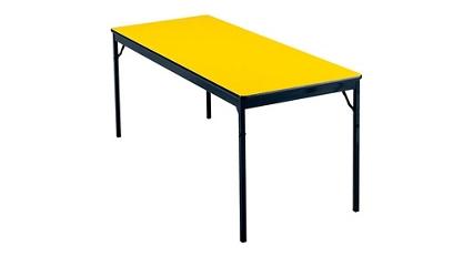 """Folding Table 24"""" W x 72"""" D, 46476"""