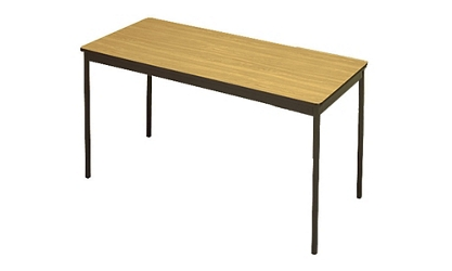 "Utility Table - 18"" x 60"", 46587"