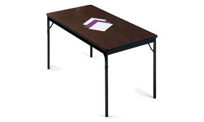 "Folding Utility Table 30"" Wide x 60"" Long, 46301"