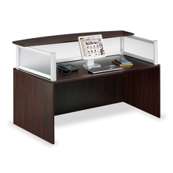 Neoterik Collection Reception Desk, 75958