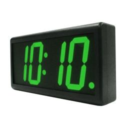 Digital Wireless LED Synchronized Clock with Master Clock Transmitter, 86425