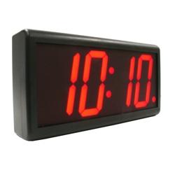 Wireless Digital LED Synchronized Clock with Master Clock Transmitter, 86424