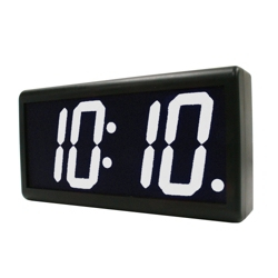 Digital Wireless LED Synchronized Clock with Master Clock Transmitter, 86425