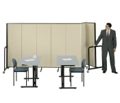 8' High Room Dividers Set Of 7, 20253