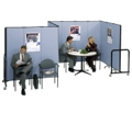 8' High Room Dividers Set Of 13, 20256