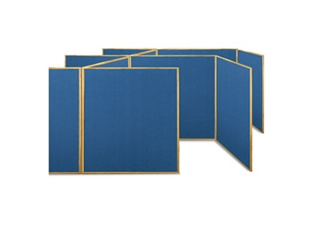 "Semi Tackable Panel 48""H x 72""W, 21490"