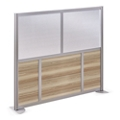 "At Work 61"" W x 53"" H Room Divider, 21426"
