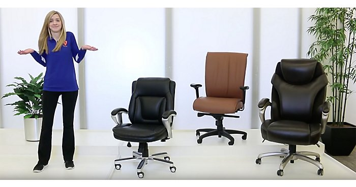 What to Do When Your Office Chair Just Doesn't Fit