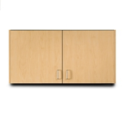 "Two Door Wall Cabinet - 48""W , 26012"