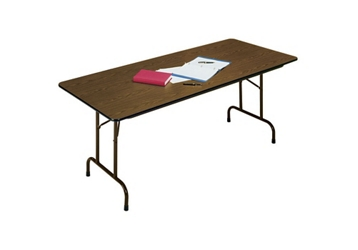 """Fixed Height Folding Table 24"""" Wide x 96"""" Long, 46562"""