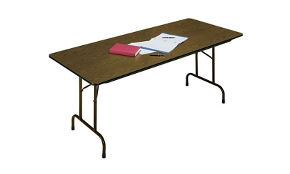 "Folding Table 30"" wide x 72"" long, 46564"