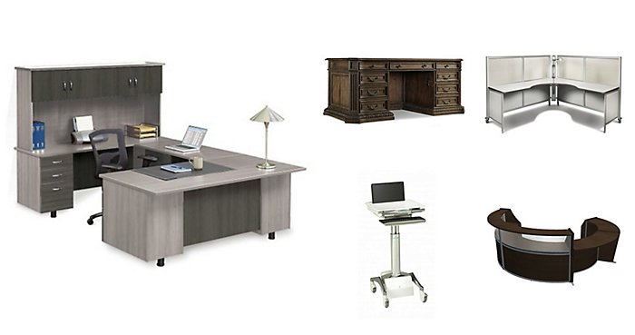 Office Desks Worth the Splurge | NBF Blog