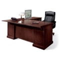 """72"""" Executive L-Desk with Right Return, 11988"""