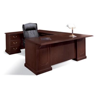 andover udesk with left bridge - Dmi Furniture