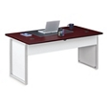"Glass Panel Compact Desk - 60"", 13710"