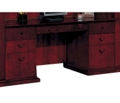 Kneehole Credenza without Side Molding, 15413