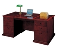 "72"" Wide Executive Desk, 15414"