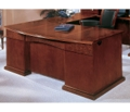 Bow Front U-Shape Desk with Right Return, 15422