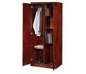Two Door Storage and Wardrobe Cabinet, 31597