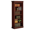 English Cherry Traditional Left Hand Bookcase, 32617