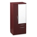 Glass Door Wardrobe, 36205-1