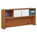 "Storage Hutch with Glass Doors - 72"", 36208-1"