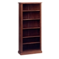"Traditional Mahogany Bookcase - 72""H, 40428"