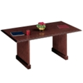 "Traditional Mahogany Conference Table - 72"" x 36"", 40564"