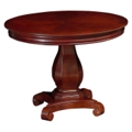 "Rue De Lyon 42"" Round Conference Table, 40729"