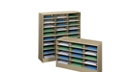 Literature Rack 30 Openings with Base, 33053