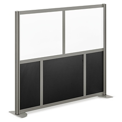 "At Work Divider Panel - 61""W x 53""H, 21421"