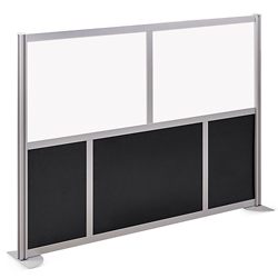 "At Work Divider Panel - 73.25""W x 53""H, 21422"