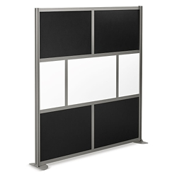 "At Work Divider Panel - 72""W x 78""H, 21423"