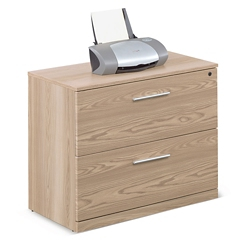 At Work Two Drawer Lateral File 30626