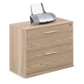 At Work Two Drawer Lateral File, 30626