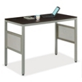 "At Work 48""W x 24""D Standing Height Table Desk, 13404"