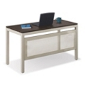 "At Work 48""Wx24""D Table with Modesty Panel , 41645"