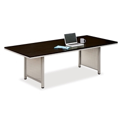 At Work 8' x 3.5' Conference Table, 45077