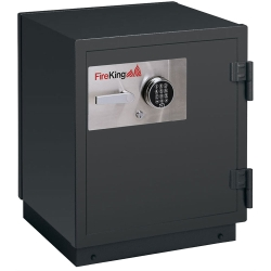 Two Shelf 4.9 Cubic Fireproof Safe , 34325