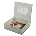 Disguised Book Safe with Combination Lock, 36393