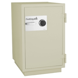 4.4 Cubic Fireproof Data Safe, 34333