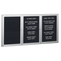 "Indoor Directory Board 72""W x 36""H, 80230"