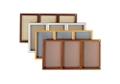 "Indoor Fabric Tackboard 72""wx36""h, 80786"