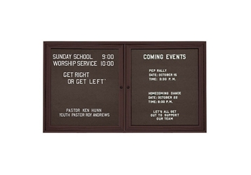 "Outdoor Directory Board 48""wx36""h, 80827"