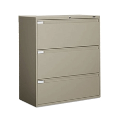 "42"" Wide Three-Drawer Lateral File, 30364"