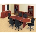 Contemporary Complete Conference Room Set, 82099