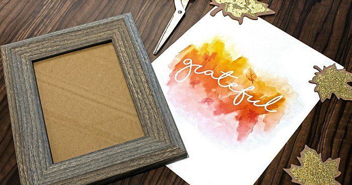 Free Thanksgiving Printable | NBF Blog