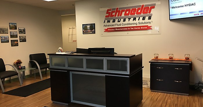 Office Tour: Schroeder Industries